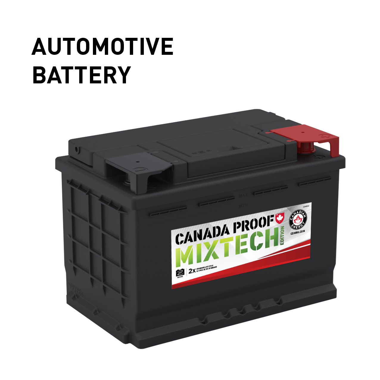 CP MIXTECH Automotive Battery